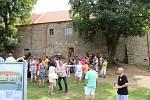 Hvožďanský špejchar ze 17. století se po rekonstrukci otevřel veřejnosti.