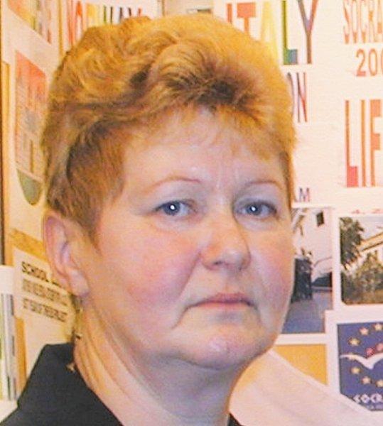Zástupkyně ředitele Základní školy Jiráskovy sady v Příbrami Dagmar Moravcová