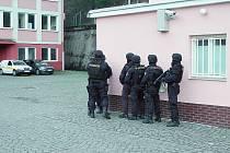 Nácvikový zásah v Elektrárně Orlík.