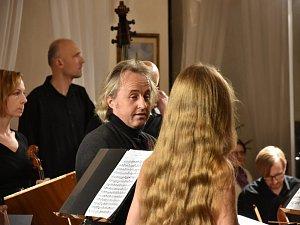 Adventní koncert Musica quinta essentia na březnickém zámku