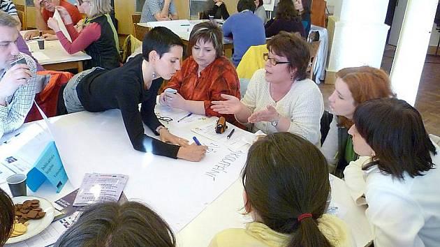 Veřejné setkání s občany Dobříše.