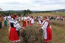 V sobotu 31. srpna v zámeckém parku v Petrovicích odstartují dožínky, také je to další příležitost letošních oslav 800. let výročí od první zmínky od založení obce.