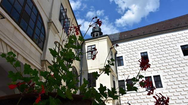 Zámek Březnice (ilustrační foto).