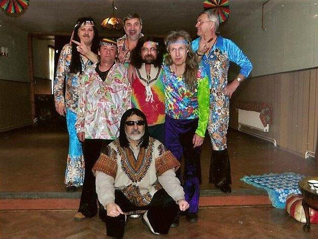 Skupina K.I.S. vystoupí v Příbrami.