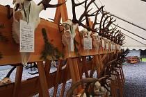Slavnostní zahájení se odehrálo u rybářské bašty na Hořejším padrťském rybníce v pátek 26. května ve 14 hodin a trofeje zde byly vystaveny do sobotního odpoledne.