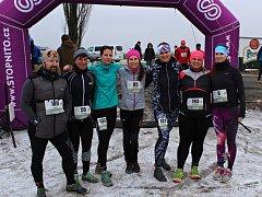 Běžecký závod Turuj Brdy chřipka příliš neovlivnila