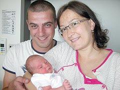 V sobotu 27. června maminka Petra a tatínek Lukáš z Davle přivítali na světě svého prvorozeného syna Lukáše Mráze, který v ten den vážil 3,09 kg a měřil 50 cm.