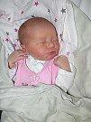 MIA Hoblová se prvně ohlásila světu v úterý 4. října, vážila 3,21 kg a měřila 50 cm. Pečovat o své první děťátko budou rodiče Monika a Karel z Březnice.