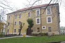 Příbramská galerie sídlí v Zámečku - Ernestinu.