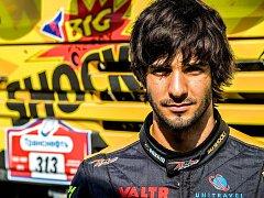 Martin Macík ze Sedlčan patří ve svých šestadvaceti letech k nejmladším a také nejlepším závodníkům Rallye Dakar.