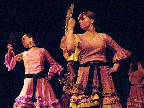 Taneční show v příbramském divadle