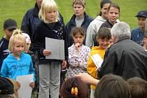 Běh Kovohutěmi - kategorie mládeže.