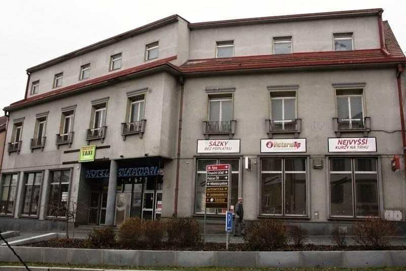 Hotel Vltavan v Sedlčanech se změní na wellness centrum.