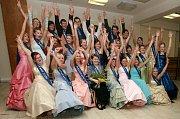 Maturitní ples třídy 4.AR z VOŠ a SOŠ Březnice
