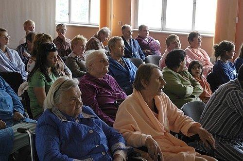 Jarní koncert v příbramské nemocnici