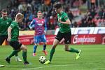 Zápas 22. kola FORTUNA:LIGY Viktoria Plzeň - 1. FK Příbram.
