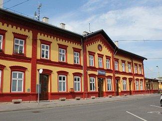 Oprava příbramského vlakového nádraží vyšla na téměř 9 milionů korun.