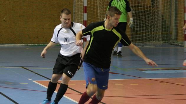 OP futsalu: Viva Hudčice - VFK Milina.
