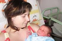 Jakub Vrablic se mamince Janě a tatínkovi Stanislavovi z Březnice narodil v úterý 9. prosince, vážil 3,90 kg a měřil 52 cm. Klukovský svět mu bude malému bráškovi ukazovat pětiletý Lukášek.