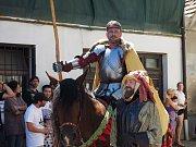 Tradiční městské oslavy se konaly v Rožmitále v sobotu od dopoledne do pozdních nočních hodin.