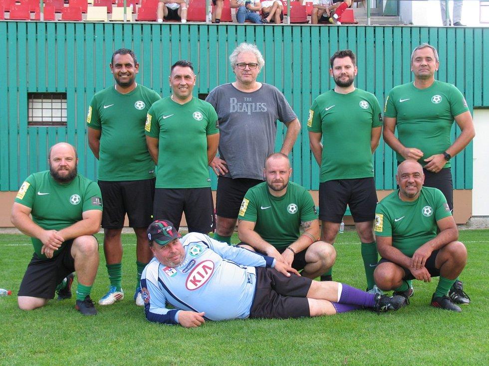 Zaměstnanecká liga Deníku, turnaj v Sedlčanech, 13. září 2021