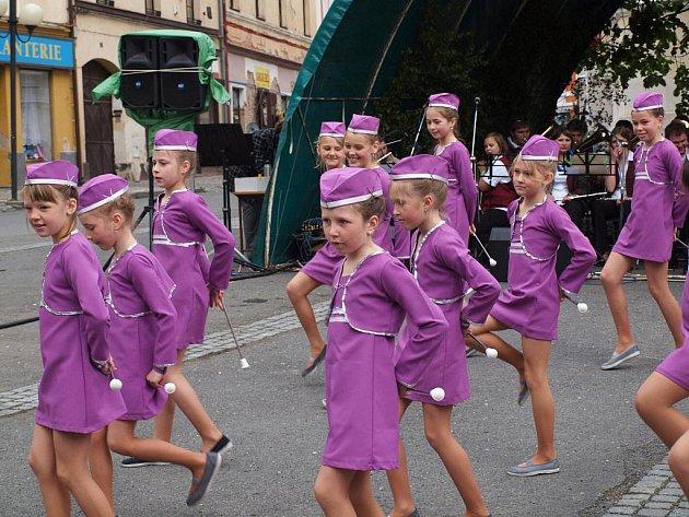 Rožmitálská pouť a tradiční festival dechovek k sobě nerozlučně patří.