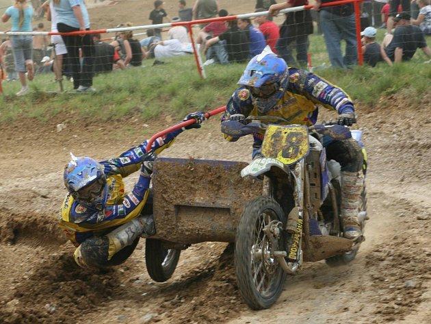 Příbramští mladíci Tomáš a Ondřej Čermákovi získali o víkendu další cenné umístění v závodě MS.