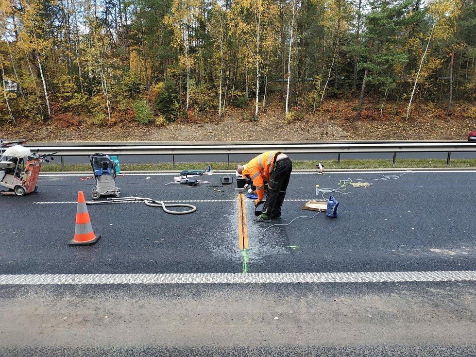 S možností drobného zdržení by měli počítat řidiči, kteří v pátek a v pondělí budou projíždět Příbramskem po dálnici D4.