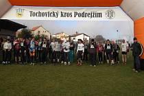 Start tochovického Krosu Podrejžím.