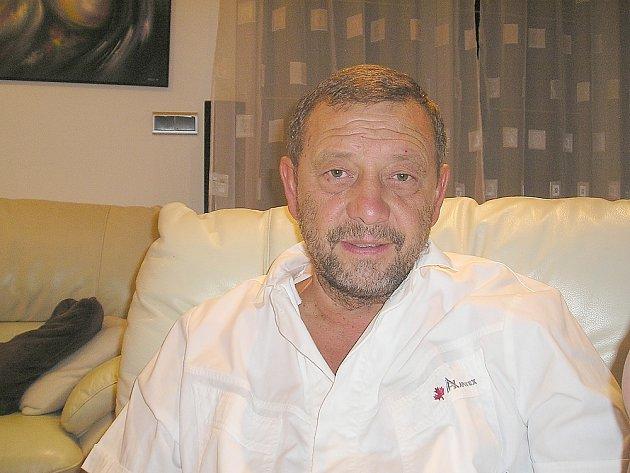 Internista Jan Bobek.