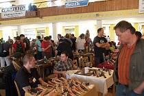 Výstava Nože 2013