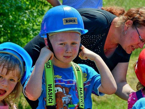 Rožmitálští dobrovolní hasiči slavili, pomáhají už 135let.