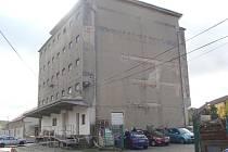Současná podoba budovy ve dvoře Primagry.