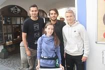 1. FK Příbram slavnostně zahájil prodej permanentek.