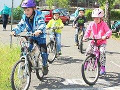 Dopravní hřiště v Příbrami využívají školáci z celého regionu.