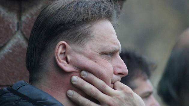 Sedlčanský trenér Ladislav Šach.