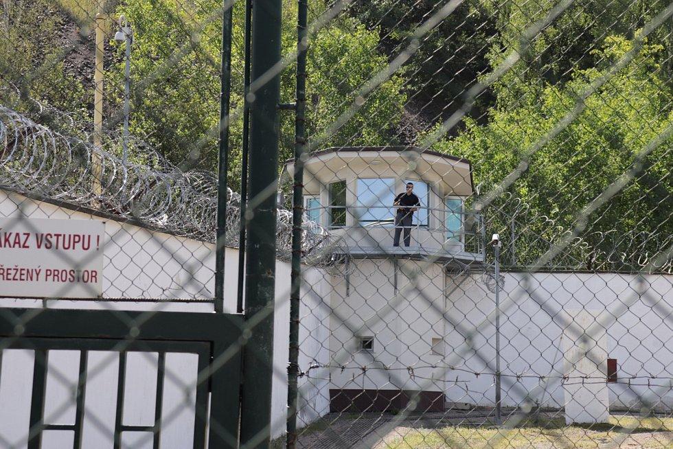 Příbramská věznice.