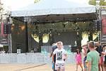 Highjump je oblíbeným spojením extrémních závodů a muziky.