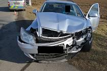 U Dublovic se srazilo celkem šest aut.