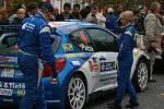 Fuchs Oil Rally Příbram 2008.