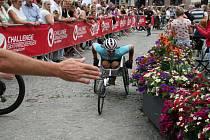 Jan Tománek absolvoval v Belgii Challenge Geraardsbergen