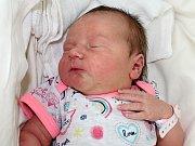 LUCINKA BERAGGOVÁ se narodila v pátek 28. července o váze 3,49 kg Erice z Příbrami.