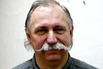 Ředitel Hornického muzea Příbram Josef Velfl