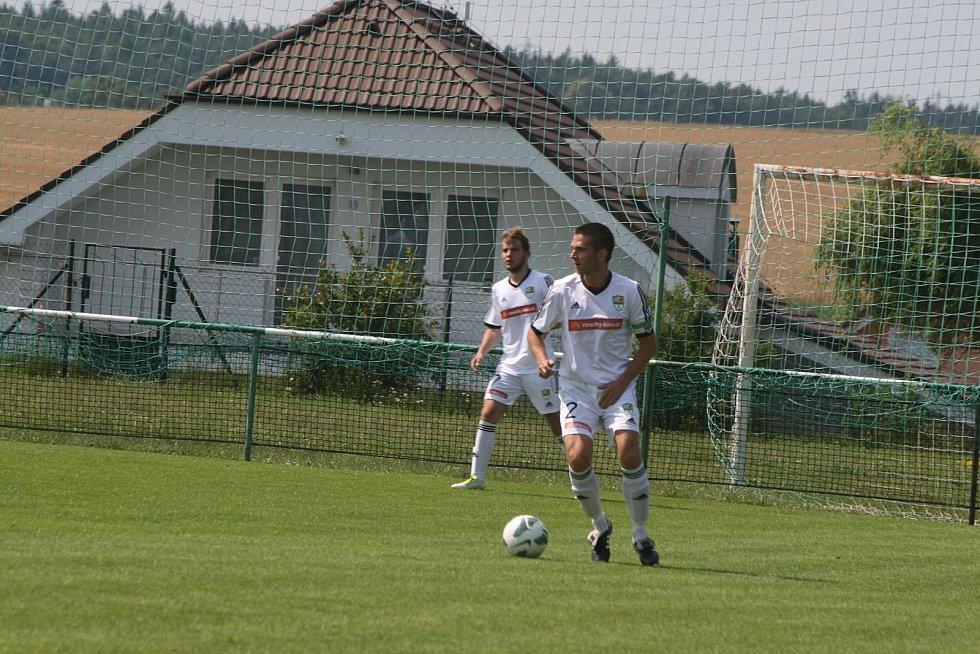 Fotbalista Jan Petrák.