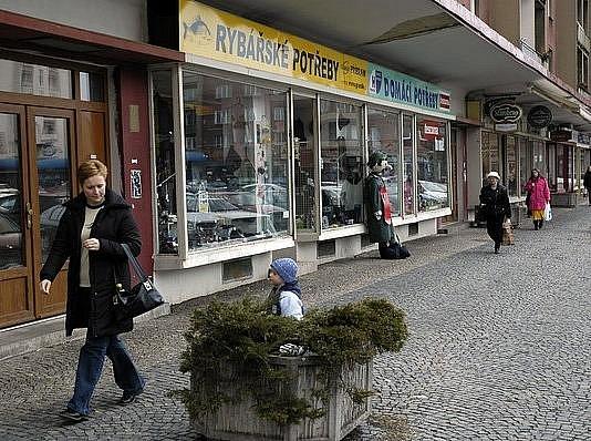 Prodej zbytného městského majetku se týká obchodů na náměstí 17. listopadu nebo v Křižáku