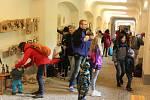 Svatohorské schody po roce opět ožily uměním.
