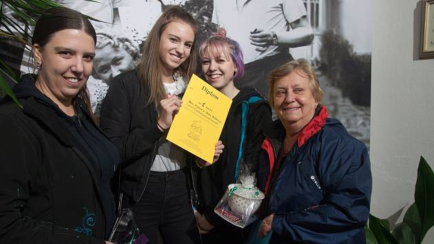 Vítězem letošního ročníku se staly mladé pekařky Bára Krejzová a Anička Melicharová, které svými čokoládovými košíčky s malinou přímo očarovaly všechny přítomné.