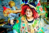 Vítězslava Klimtová.
