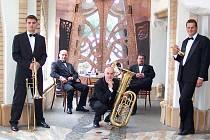 Žesťové kvinteto Brass Five vystoupí v Příbrami v rámci Hudebního festivalu Antonína Dvořáka.