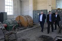 Středočeský kraj má zájem pro příbramské hornické muzeum, jehož je zřizovatelem, získat od státního podniku Diamo část areálu bývalé šachty číslo 11 v Bytízu.